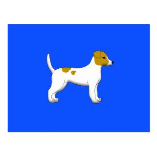 Jack Russel Terrier Postal