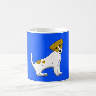 Jack Russel Terrier Taza Clásica