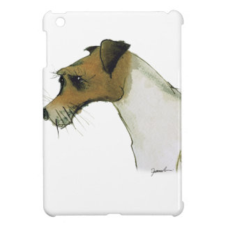 Jack Russel Terrier, tony fernandes iPad Mini Covers
