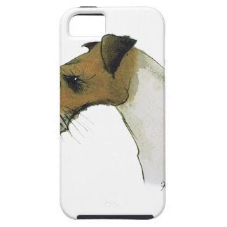 Jack Russel Terrier, tony fernandes iPhone SE/5/5s Case