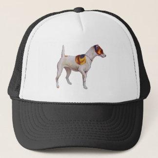 Jack Russel Trucker Hat