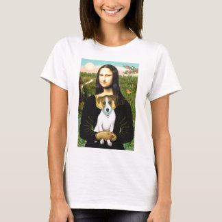 Jack Russell 10 - Mona Lisa T-Shirt
