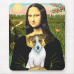 Jack Russell 10 - Mona Lisa Tapete De Ratones