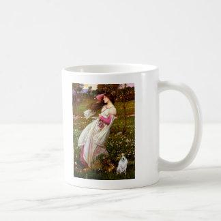 Jack Russell 10 - Windflowers Coffee Mug