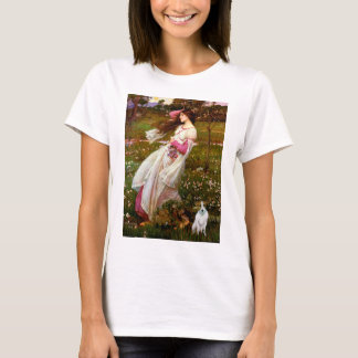 Jack Russell 10 - Windflowers T-Shirt