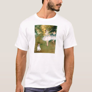 Jack Russell 11 - Two Dancers T-Shirt