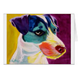 Jack Russell #2 Greeting Card