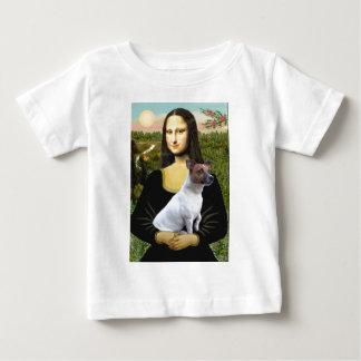 Jack Russell 6 - Mona Lisa Baby T-Shirt