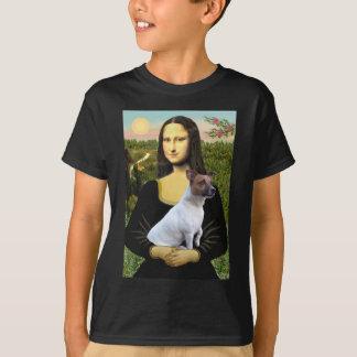 Jack Russell 6 - Mona Lisa T-Shirt