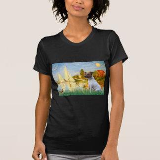 Jack Russell 6 - Sailboats 2 T-Shirt