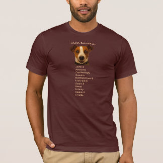 Jack Russell Basic T-Shirt
