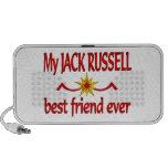 Jack Russell Best Friend Mp3 Speaker