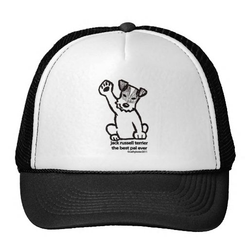 Jack Russell Best Pal Hat