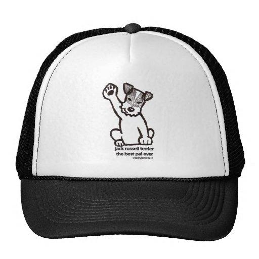 Jack Russell Best Pal Trucker Hat
