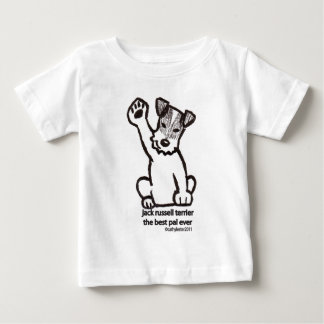 Jack Russell Best Pal T Shirts
