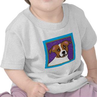 Jack Russell Cartoon T-shirt