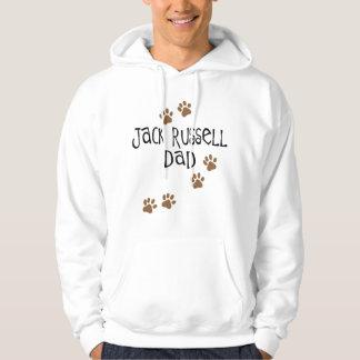 Jack Russell Dad Hoodie