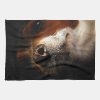 Jack Russell Hand Towels