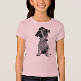 JACK RUSSELL HIPSTER T-SHIRT