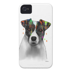 Jack Russell iPhone 4 Case