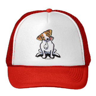 Jack Russell Lets Play Trucker Hat