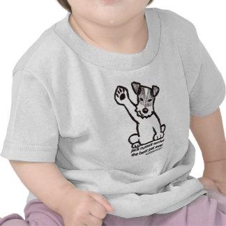 Jack Russell mejor PAL Camiseta