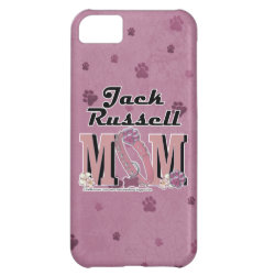 Case-Mate Barely There iPhone 5C Case with Jack Russell Terrier Phone Cases design