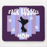Jack Russell Mom Mousepad