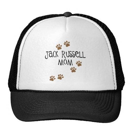 Jack Russell Mom Trucker Hat