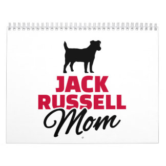 Jack Russell Mom Calendar