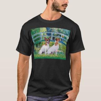Jack Russell Pair 2 - Bridge T-Shirt