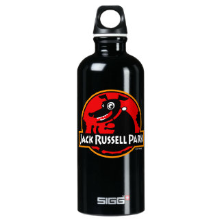 Jack Russell Park Dog Water Bottle