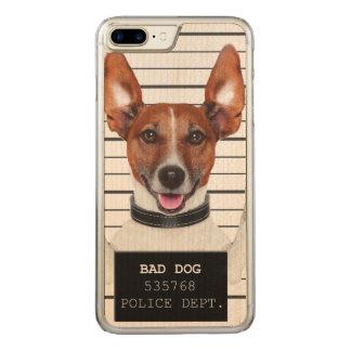 Jack russell prisoner carved iPhone 8 plus/7 plus case
