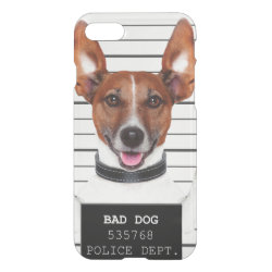 Jack russell prisoner iPhone 8/7 case