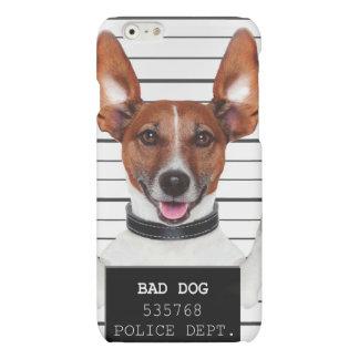 Jack russell prisoner matte iPhone 6 case