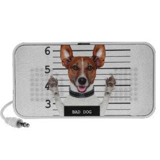 Jack russell prisoner mini speaker