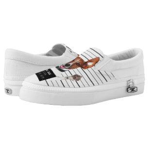 5bca6846463 Jack russell prisoner Slip-On sneakers