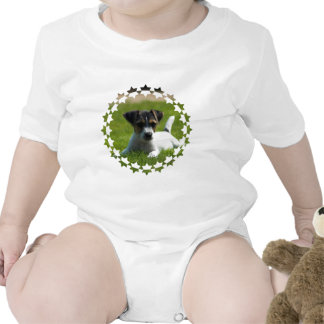 Jack Russell Puppy Baby T-Shirt