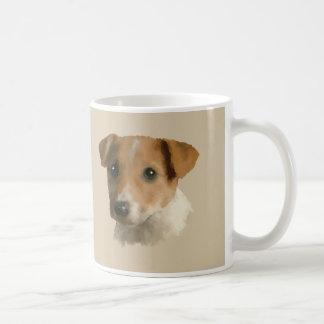 Jack Russell Puppy Coffee Mug