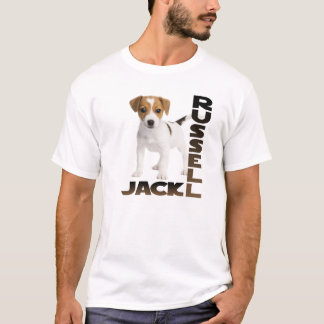 Jack Russell Puppy Dog T-Shirt