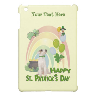 Jack Russell Puppy - Matches Irish Or Not Design iPad Mini Cover