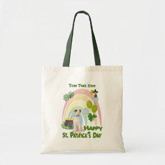Jack Russell Puppy - Matches Irish Or Not Design Tote Bag