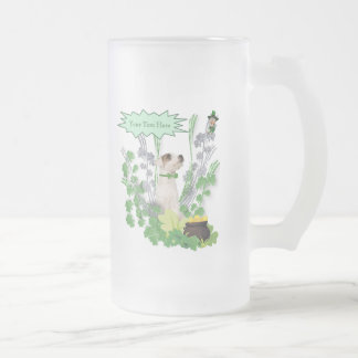 Jack Russell Puppy Number 2 Spiritual Message Mug