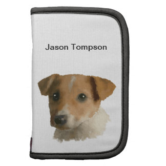 Jack Russell Puppy Planner