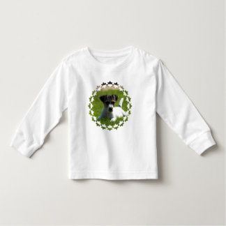Jack Russell Puppy Toddler T-Shirt