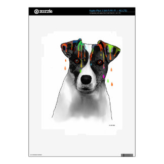 Jack Russell Skins For iPad 3