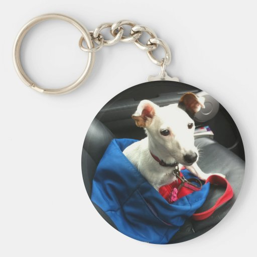 Jack Russell Terier Keychain