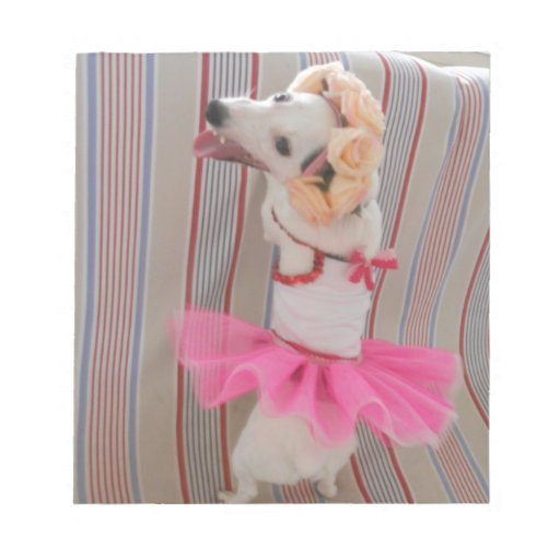 Jack Russell Terrier メモ用ノートバッド