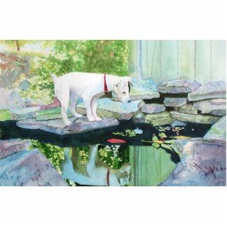 Jack Russell Terrier #1 Sculpture