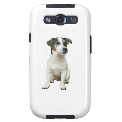 Jack Russell Terrier (a) Samsung Galaxy S3 Coberturas